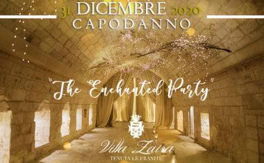 Enchanted Party – Capodanno a Villa Zaira